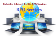 Aldiablos Infotech Pvt Ltd Serves Outbound BPO Service