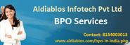 Aldiablos Infotech Pvt Ltd Motivating High Performance with BPO Services