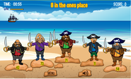 Place Value: Pirates