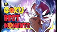 Top 10 Best Moments of Goku