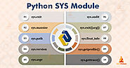 Sys Module in Python with Examples - TechVidvan