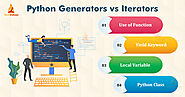 Difference between Iterator and Generator in Python - TechVidvan