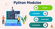 Python Modules - Types, Syntax and Examples - TechVidvan