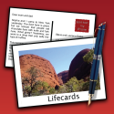 Lifecards - Postcards By Vivid Apps