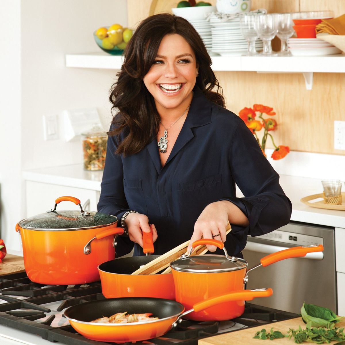 Headline for Celebrity Chef's Festive Cooking Part 3 : Rachael Ray
