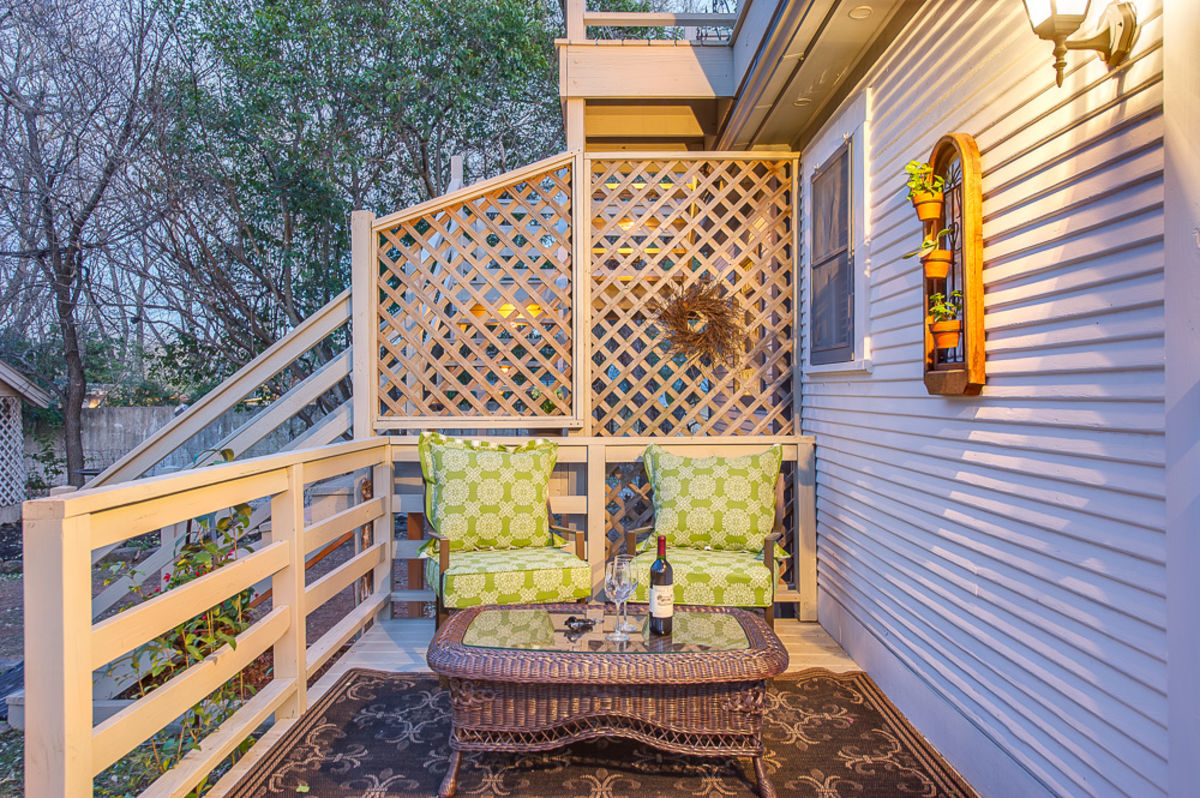 Headline for 6 Wine Country Cottages to Relax in While Visiting Fredericksburg, Texas