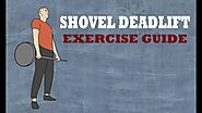 Shovel Deadlift - Exercise Guide
