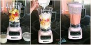 Energy Boost Fruit Smoothie Recipe
