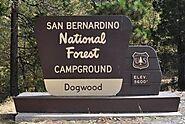 Private Campsites In Southern California