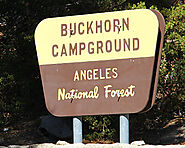 Angeles National Forest - Buckhorn Campground