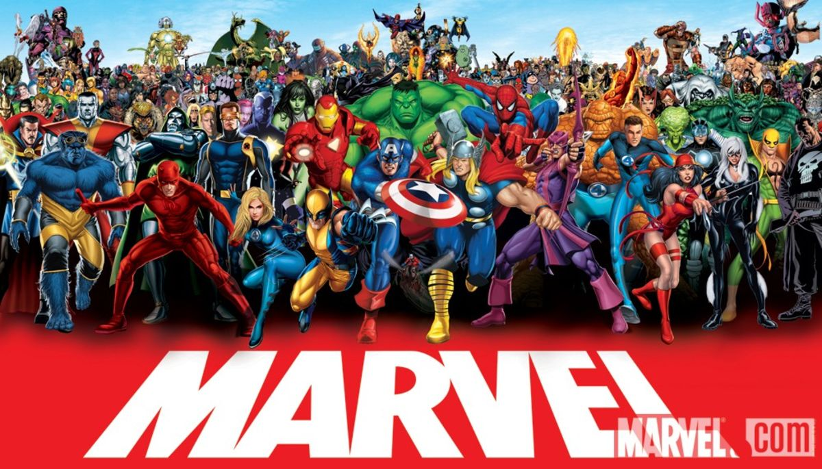 Headline for Marvel Comics News