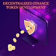 Initiate your business revenue in the blockchain platform with DECENTRALIZED FINANCE Token Development