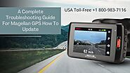 Steps to Magellan GPS How to Update | Here are the steps