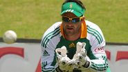 Mark Boucher has 999 victims in international cricket and 1 Test wicket