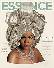 Essence Magazine - January - February 2021