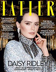 Tatler Magazine - February 2021