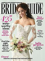 Bridal Guide Magazine - March 2021