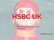 HSBC Customer Service Contact Number - 08443851717