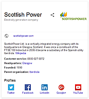 Scottish Power Contact Number 0800 027 0072 - QwikFix