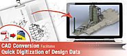 CAD Conversion Facilitates Quick Digitization of Design Data