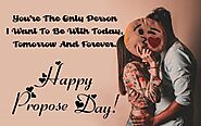 Happy Propose Day Wishes 2021 - Quotes, Status, Messages, & Images - Happy Festivals