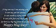 Happy Hug Day Wishes 2021 – Quotes, Status, Messages, & Images - Happy Festivals