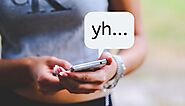 What does yh mean in text message or you do chat!