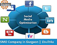SMO Company in Gurgaon | 1built4u