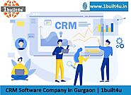 CRM Software Company in Gurgaon | 1built4u