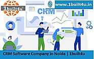 CRM Software Company in Noida | 1built4u