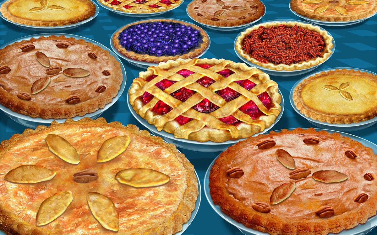Headline for 10 Perfect Pie Recipes