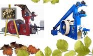How biomass briquetting machine can help to save tree?