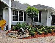 45 Amazing Front Yard Landscaping Ideas To Make Your Home More Awesome | DECOR IT'S