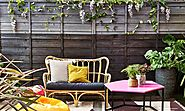 Garden Fencing ideas from @IdealHome