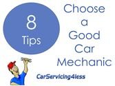 Tips to choose a good car mechanic carservicing