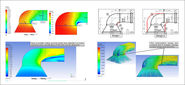 Optimizing Designs of Industrial Pipes, Ducts and Manifolds Using CFD