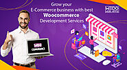 Grow your E-Commerce business with best Woocommerce Development Services