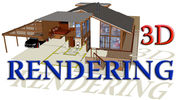 3D Rendering Design Services, Architectural 3d Rendering Visualization Company