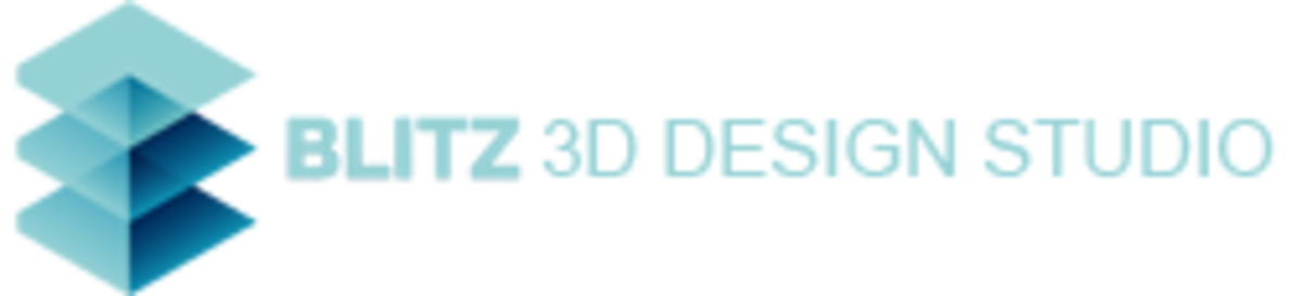Headline for Blitz 3D Design Studio