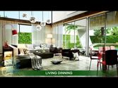 Architectural 3D Animation of Plush Bungalow