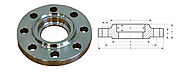 SS Socket Weld Flanges Manufacturer in India - AKAI METAL