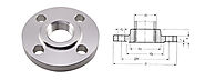 Stainless Steel Threaded Flanges Manufacturer - Akai Metal