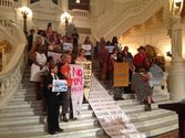 Protests in Harrisburg Call for Increased Commutation for Lifers