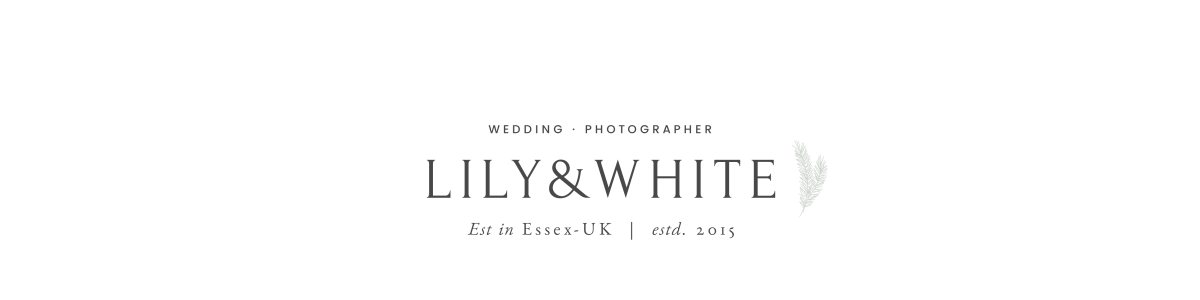 Headline for Lily And White, Wedding Photographer In Essx