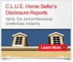 C.L.U.E. Home Seller's Disclosure Report