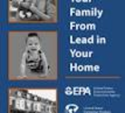 Protect your family from lead in your home - EPA Brochure