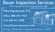 Bauer Inspection & Consulting Services