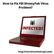 What is FBI MoneyPak Ransomware? - norton.com/setup