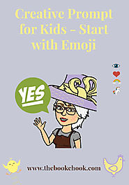 Creative Prompt for Kids - Start with Emoji