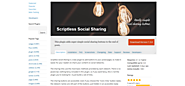 Social Share | Scriptless Social Sharing